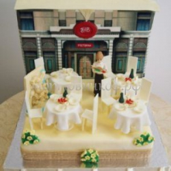 Торт для мужа - Ресторан