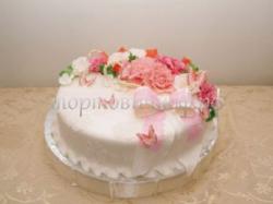 Торт - Любимой мамочке