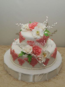 Торт для мамы - Весна