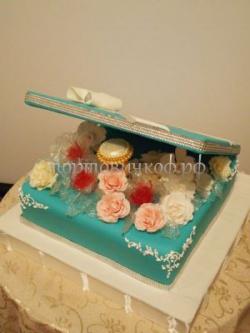 Торт для женщины - Секрет