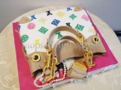 Торт для начальницы - Сумка