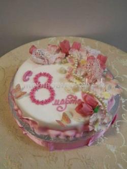 Торт для жены - Весна