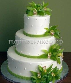 Свадебный торт #27