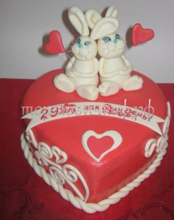 Необычные торты #14