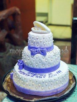 Необычные торты #15