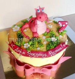 Детский торт #147