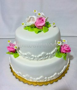Необычные торты #16