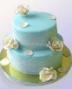Торт свадебный на заказ - Аристакрат