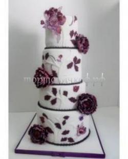 Торт свадебный на заказ - Эйфория