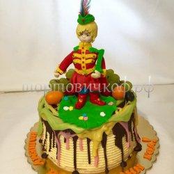 Детский торт #197