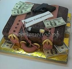 Заказать торт на день рождения - Мафия