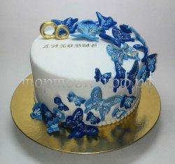Необычные торты #19