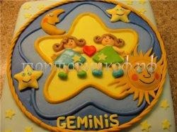 Прикольные торты на день рождения # 18