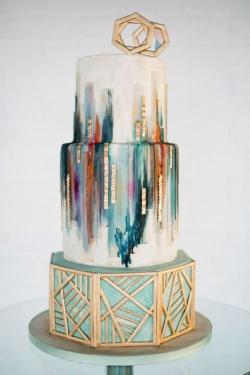 Свадебный торт на заказ в СПб - Волшебство