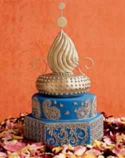 """Торт для восточной девушки - """"Шехерезада"""""""