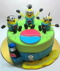 Торт для корпоратива #35