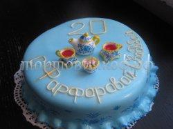 Необычные торты #22