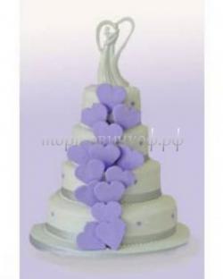 Торт свадебный на заказ - Дежавю