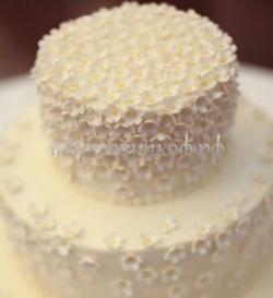 Торт свадебный на заказ - № 048