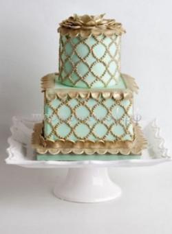 Торт свадебный на заказ - № 080