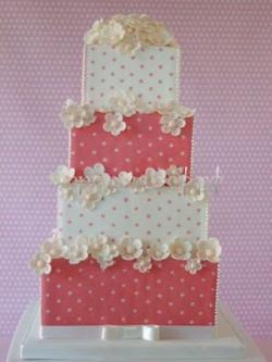 Торт свадебный на заказ - № 094