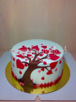 Необычные торты #25