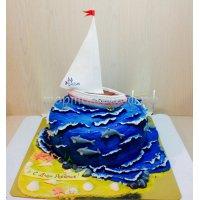 Детский торт #90