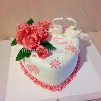 Свадебный торт #62