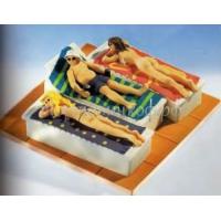 Торт на заказ эротика - Пляж