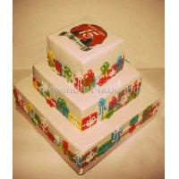 Торт для корпоратива #7