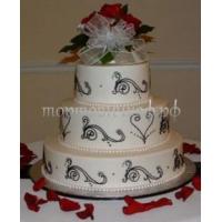 Торт свадебный на заказ - # 248
