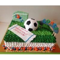 Торт на заказ детский - Я люблю футбол