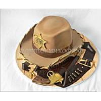Торт на заказ - Шляпа