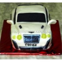 Детский торт на заказ - Машина 3
