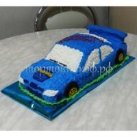 Детский торт на заказ - Гонка