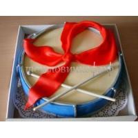 Торт на день рождения - Пионер
