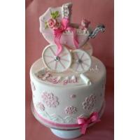"Детский торт на заказ СПб - ""Принцесса"""