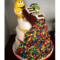 Торт на заказ - Конфеты