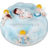 Детский торт на заказ - Младенец
