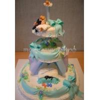Прикольные торты на свадьбу # 4