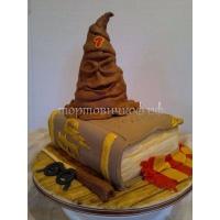 Детский торт на заказ - Волшебник