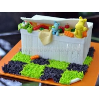 Торт на заказ - Приз