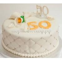 """Торт """"Юбилей 50"""""""