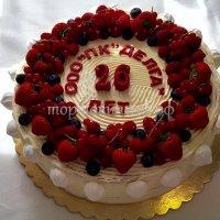 Торт для корпоратива #4