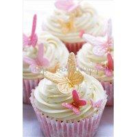 Капкейки и мини пирожные #7