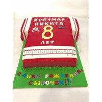 Детский торт #19