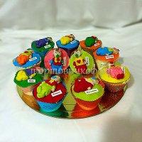 Капкейки и мини пирожные #3