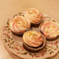 Капкейки и мини пирожные #4