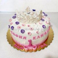 Детский торт #15