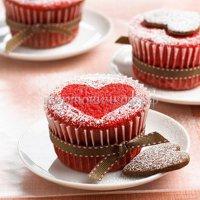 Капкейки и мини пирожные #6